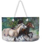 Salt River Horseplay Weekender Tote Bag