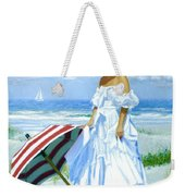 Salt Water Blues Weekender Tote Bag