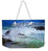 Salt Water Serenade Weekender Tote Bag