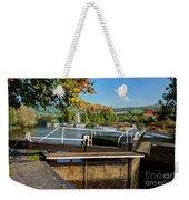 Saltford Locks  Weekender Tote Bag