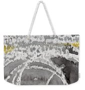 Saltwater- Abstract Painting Weekender Tote Bag