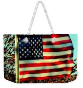 Salute For The Valiant Weekender Tote Bag