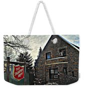 Salvation For The Masses Weekender Tote Bag