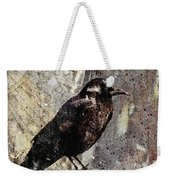 Same Crow Different Day Weekender Tote Bag