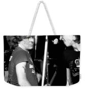 Sammy And Gary Weekender Tote Bag