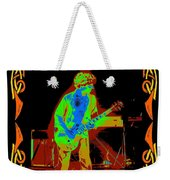 Sammy And Special Guests 1977 Weekender Tote Bag