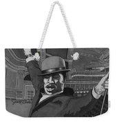 Sammy Davis Jr Weekender Tote Bag
