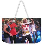 Sammy Hagar And The Wabos Cabo Wabo Weekender Tote Bag