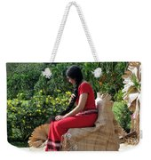 Samoa's Beauty Weekender Tote Bag