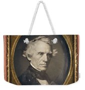 Samuel Finley Breese Morse Weekender Tote Bag