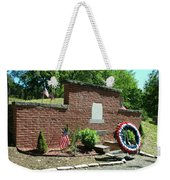 Samuel Huntington Tomb Weekender Tote Bag
