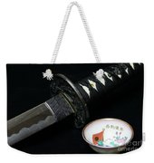 Samurai - The Way Of The Warrior - Bushido Weekender Tote Bag