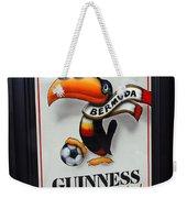 Samus O' Tucan Weekender Tote Bag