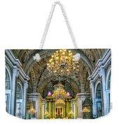 San Agustin Church  Weekender Tote Bag