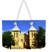 San Albino Church Weekender Tote Bag