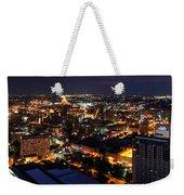 San Antonio - High Above San Antonio Weekender Tote Bag