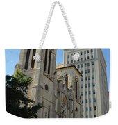 San Antonio Church 04 Weekender Tote Bag