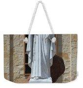 San Antonio Statue Weekender Tote Bag
