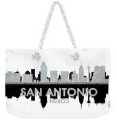 San Antonio Tx 4 Weekender Tote Bag