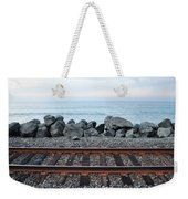 San Clemente Coast Railroad Weekender Tote Bag
