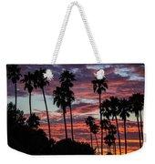 San Clemente Sunset Weekender Tote Bag