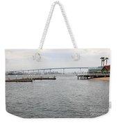 San Diego Coronado Bridge 5d24351 Weekender Tote Bag
