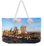 San Diego - From The U S S Midway Weekender Tote Bag