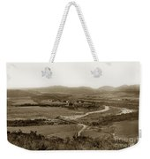 San Diego Mission In Mission Valley California Circa 1909 Weekender Tote Bag