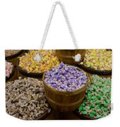 San Diego Old Town Saltwater Taffy Weekender Tote Bag