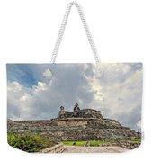 San Felipe Fort Weekender Tote Bag