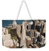 San Francisco Aloft Weekender Tote Bag