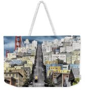 San Francisco Backlot Walt Disney World Weekender Tote Bag