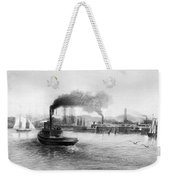 San Francisco Bay, C1889 Weekender Tote Bag