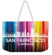San Francisco Ca 2 Weekender Tote Bag