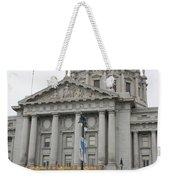 San Francisco  City Hall Weekender Tote Bag