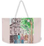 San Francisco City Hall Weekender Tote Bag
