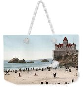 San Francisco Cliff House 1902 Weekender Tote Bag