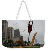 San Francisco - Cupid's Span Weekender Tote Bag