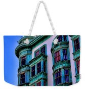 San Francisco Glow By Diana Sainz Weekender Tote Bag