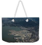 San Francisco International Airport Weekender Tote Bag