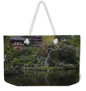 San Francisco Japanese Garden Weekender Tote Bag