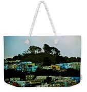 San Francisco Neighborhood Weekender Tote Bag