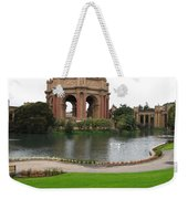 San Francisco - Palace Of Fine Arts Weekender Tote Bag