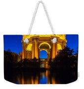 San Francisco Palace Of Fine Arts Weekender Tote Bag
