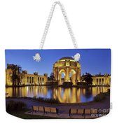 San Francisco Palace Of Fine Arts Theatre Weekender Tote Bag