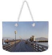 San Francisco Pier Weekender Tote Bag