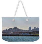 San Francisco Skyline -2 Weekender Tote Bag