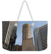 San Francisco Skysrappers Weekender Tote Bag