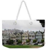 San Francisco - The Painted Ladies I Weekender Tote Bag