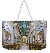 San Gil Cathedral  Weekender Tote Bag